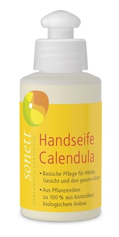 SONETT Tekuté mýdlo na ruce - Měsíček 120 ml