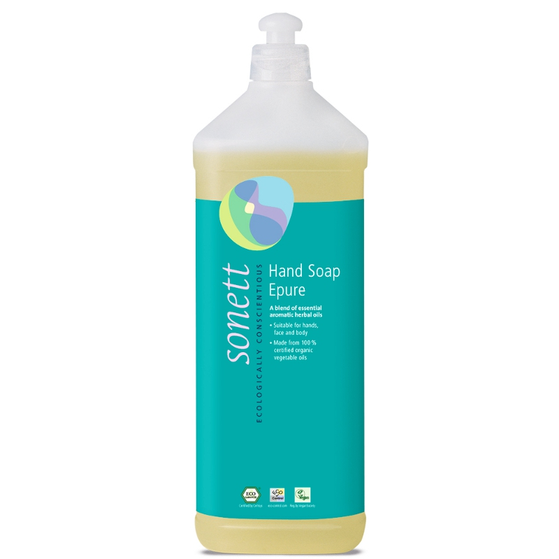 SONETT Tekuté mýdlo na ruce - Epure 1 l