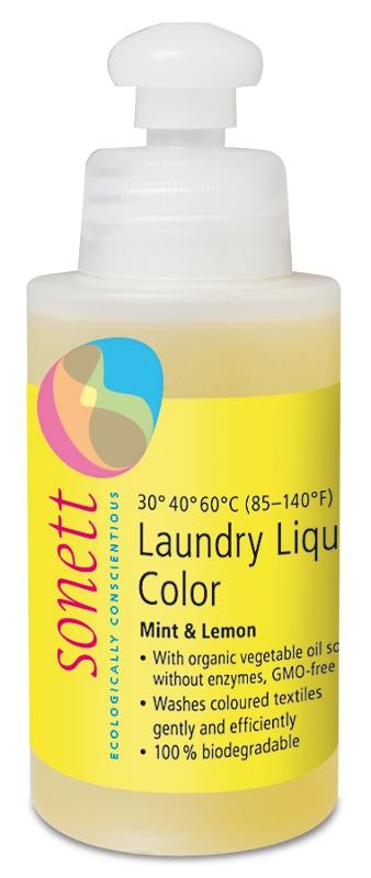 SONETT Prací gel na barevné prádlo 120 ml