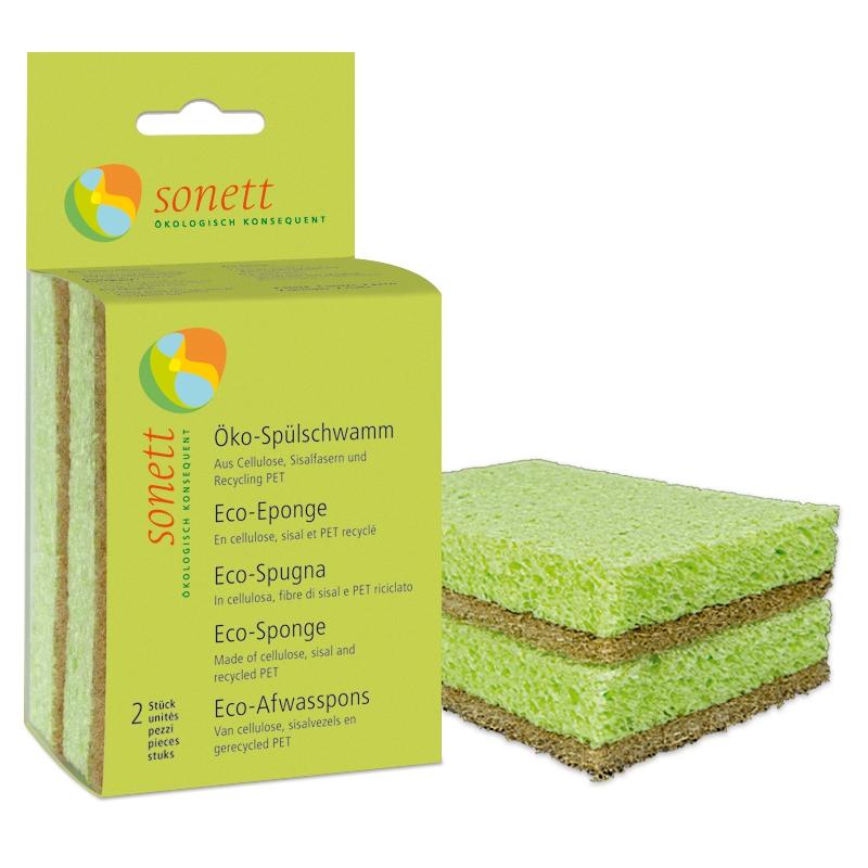 SONETT Eko mycí houbička 2 ks
