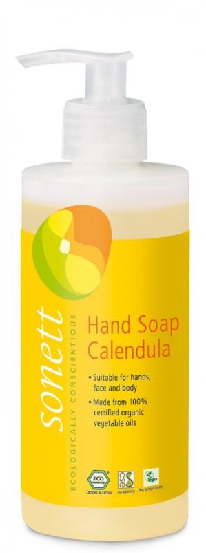 SONETT Tekuté mýdlo na ruce - Měsíček 300 ml