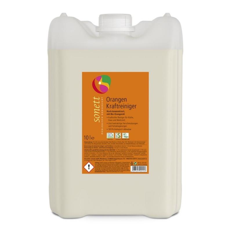 SONETT Pomerančový intenzivní čistič 10 l
