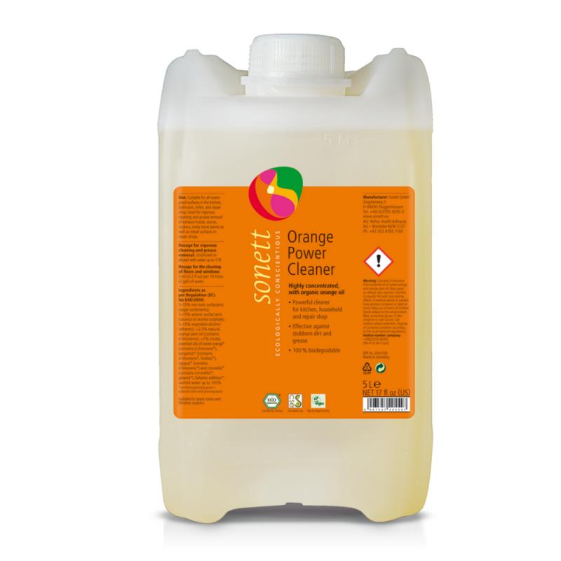 SONETT Pomerančový intenzivní čistič 5 l