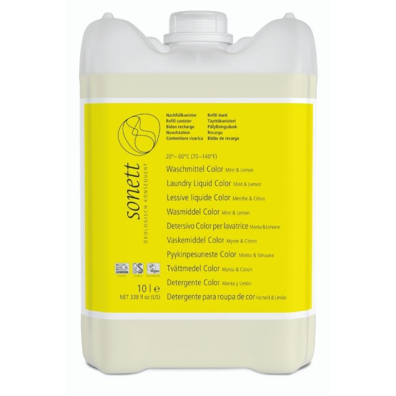 SONETT Prací gel na barevné prádlo 10 l