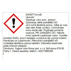 SONETT Aviváž 1 l