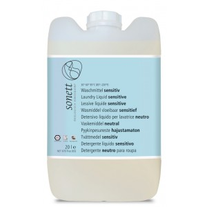 SONETT Prací gel - Sensitive 20 l