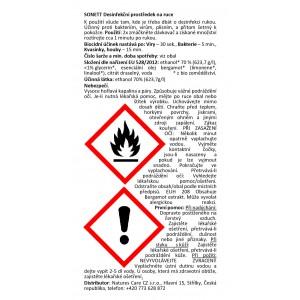 SONETT Desinfekční prostředek na ruce 300 ml